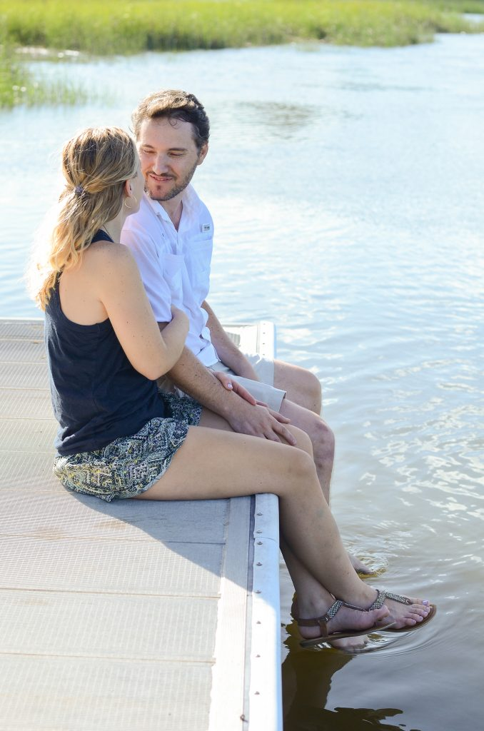 Palmetto Islands County Park proposal photography