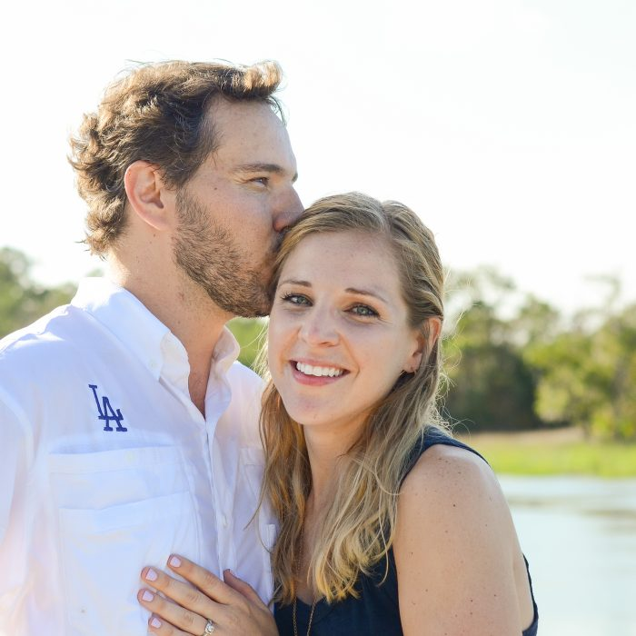 Palmetto Islands County Park Proposal | Charleston Wedding Photographer