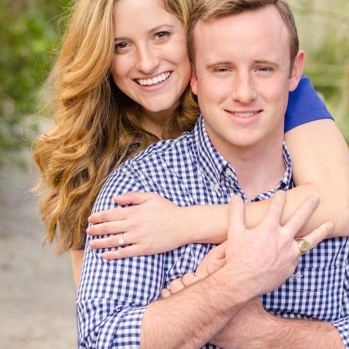 Magnolia Plantation Engagement | Charleston Wedding Photographer