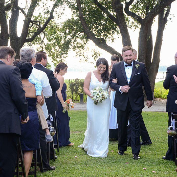 Cat + Steve // Elegant Lowndes Grove Wedding in Charleston