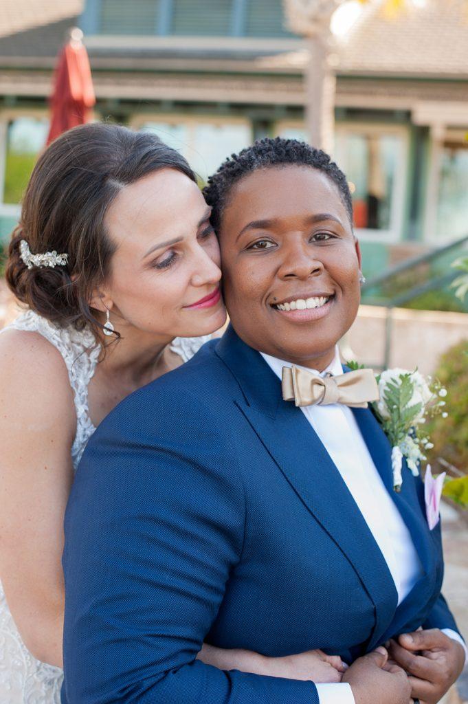 Hampton Lake Wedding in Bluffton, SC bride portraits