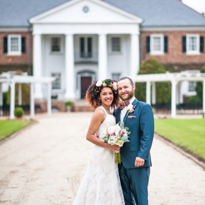 Tifyane + Josh | Boone Hall Cotton Dock Wedding