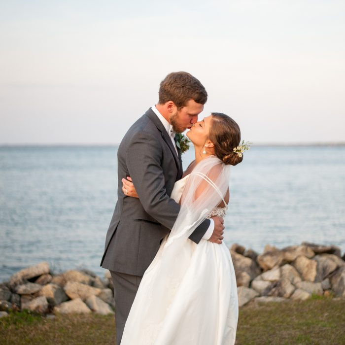 Kayli + Will | Spring Wedding at Somerset Point