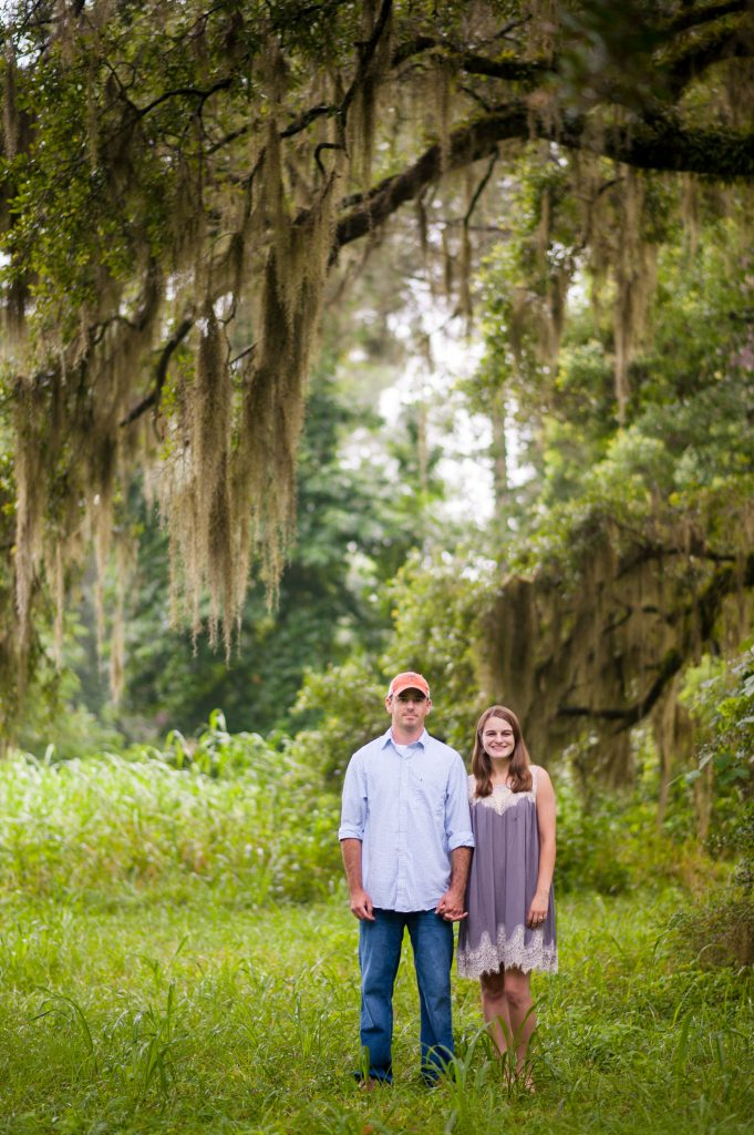 Strawberry Chapel Engagement photos