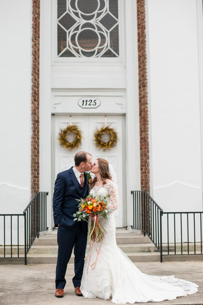 fall-wedding-charleston-sc-north-charleston-united-methodist-church