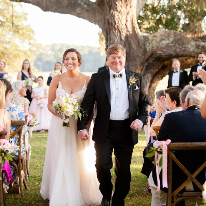Blair + Jason | Cypress Trees Plantation Wedding