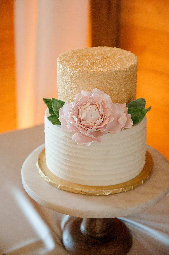 pepper plantation wedding cake