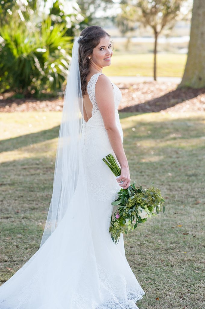 dataw island bride