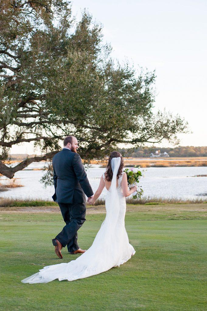 wedding at Dataw Island
