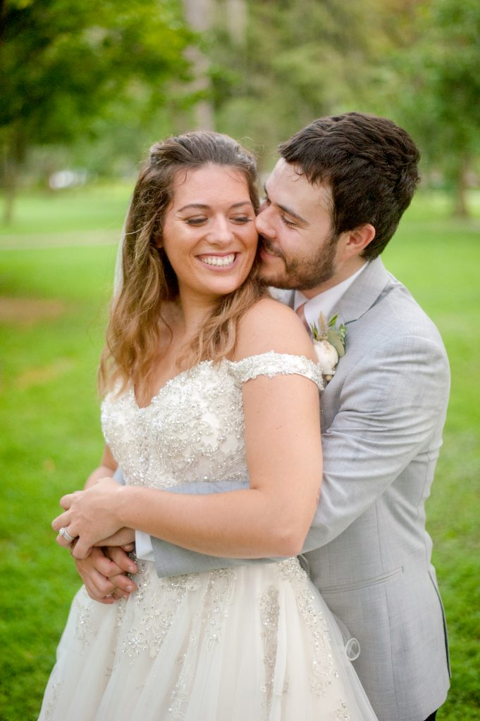 Forsyth Park elopement