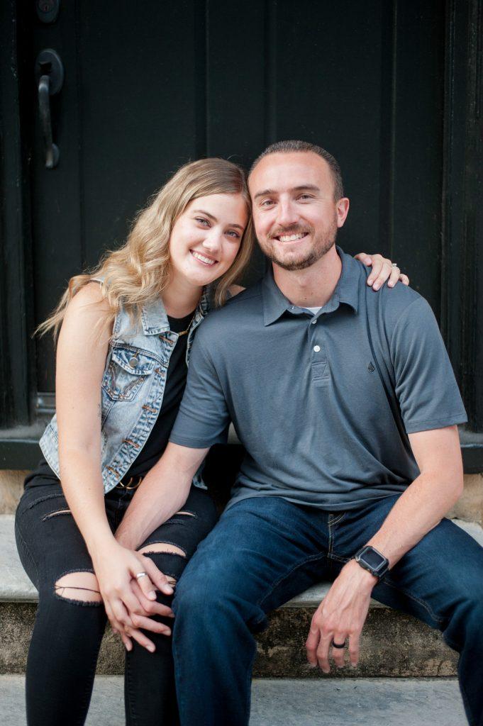 couples photos in Charleston, SC