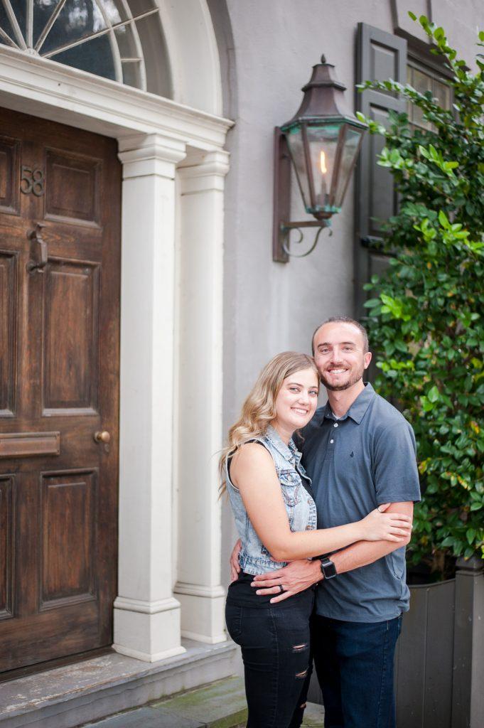 anniversary photos in Charleston, SC