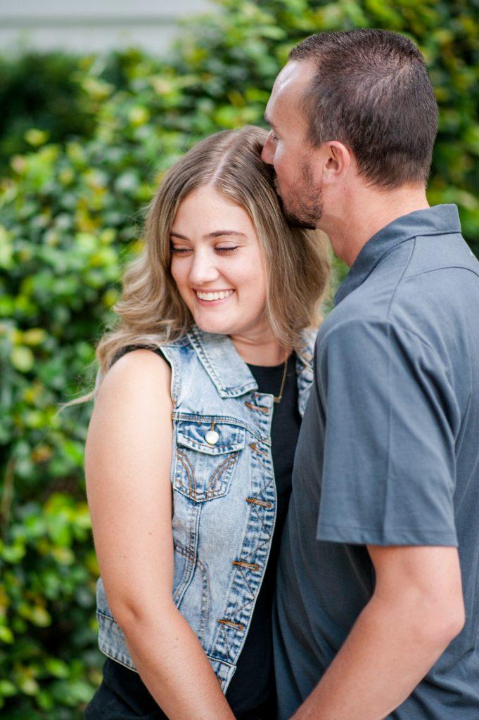 engagement photos in Charleston, SC