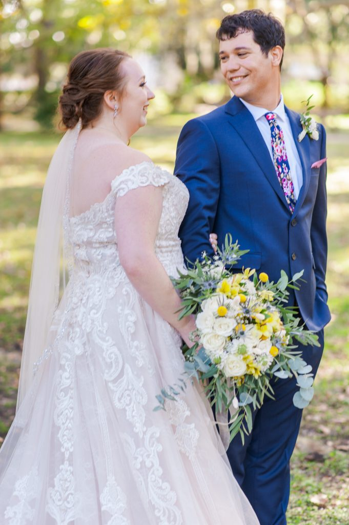Forsyth Park Wedding in Savannah, GA