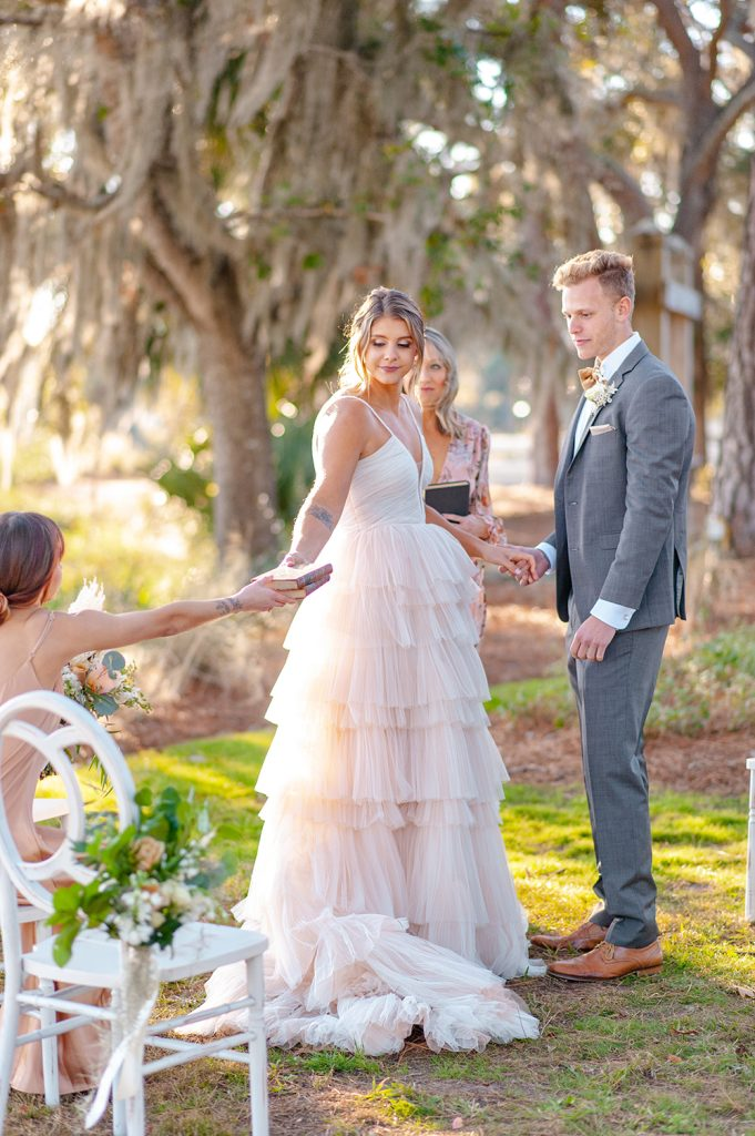 Wedding at Oldfield River Club in Beaufort, SC