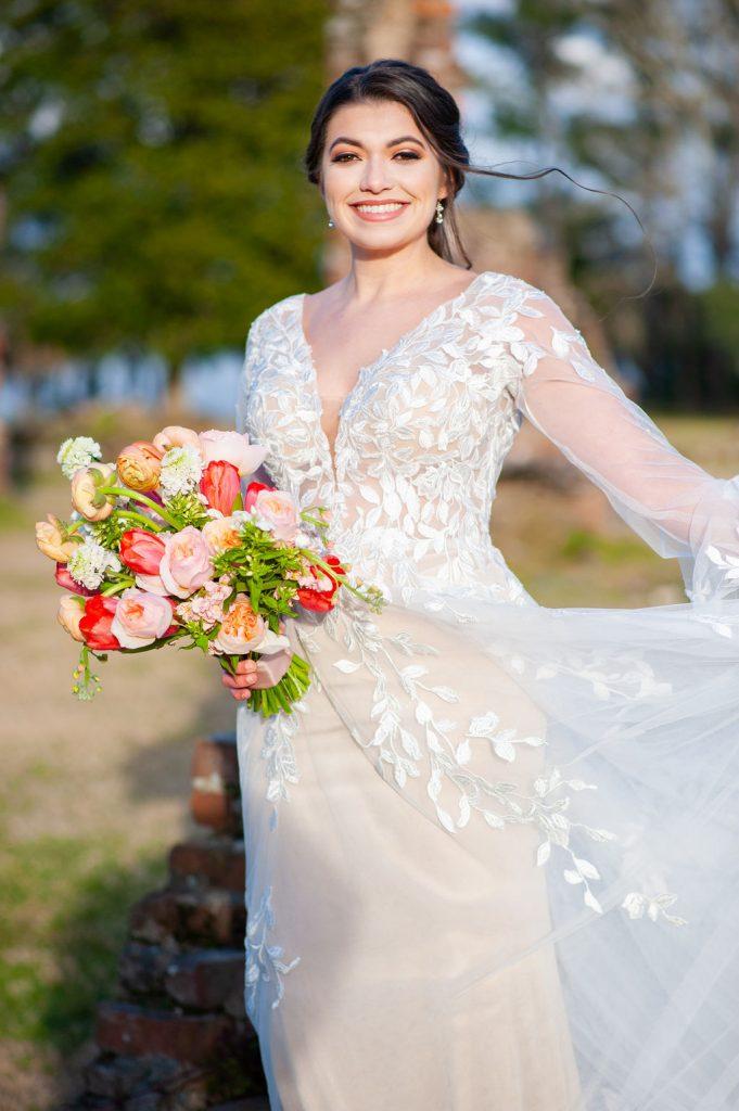 Runnymede bridal photo