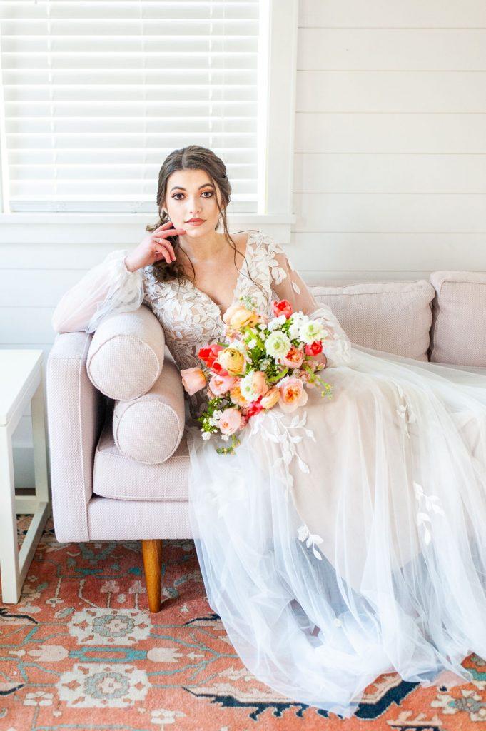 Bridal photos at Runnymede