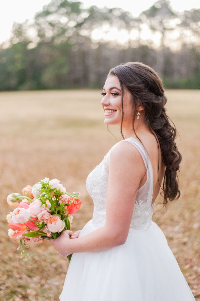 Bridal photos at Runnymede