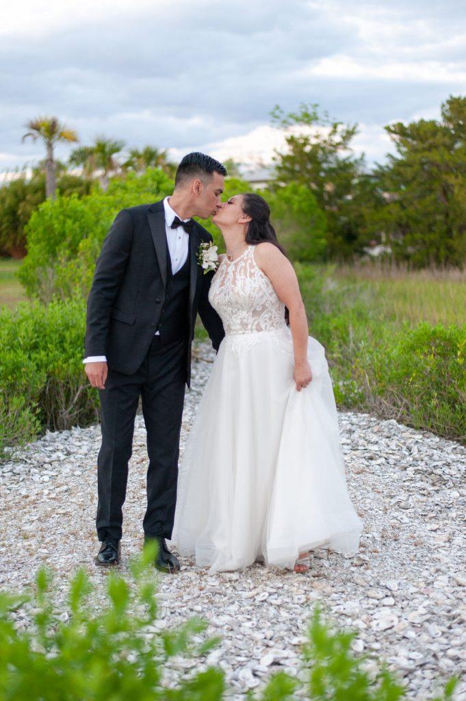 Wedding at Goldbug Island, Destination Gold Bug wedding venue in Charleston, SC