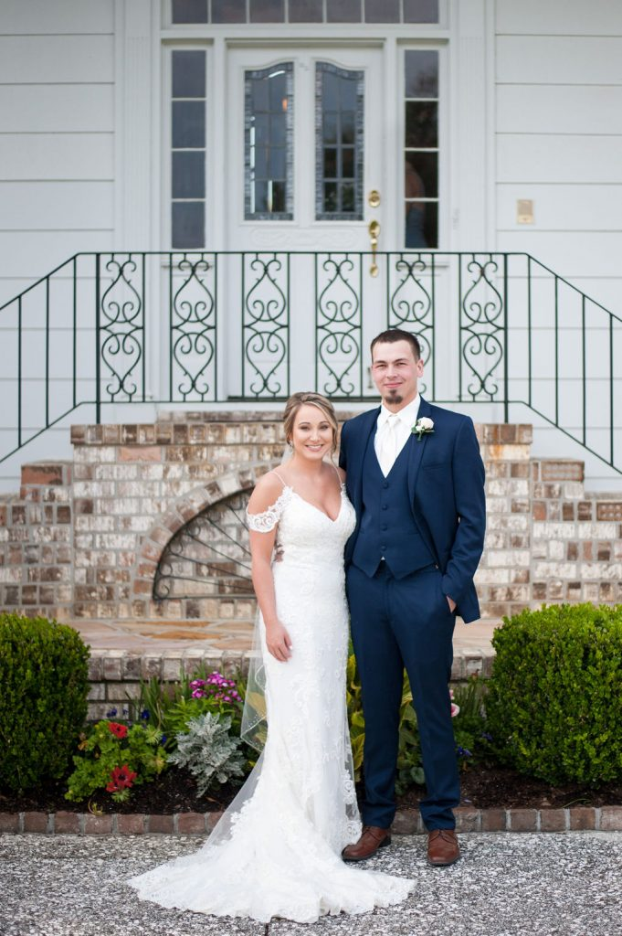 the island house wedding